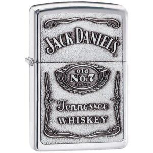Bricheta Zippo Jack Daniels