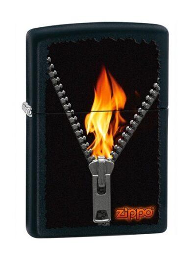 Bricheta Zippo Zipped