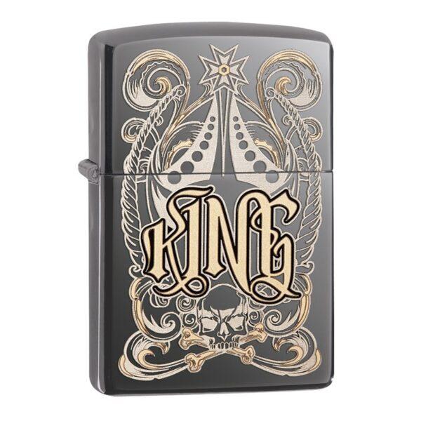 bricheta zippo king