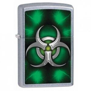 Bricheta Zippo Biohazard Green