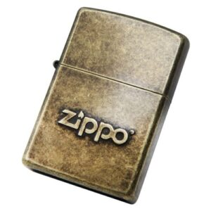 Bricheta Zippo Stamp Anti Brass
