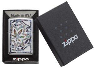 Bricheta Zippo Fusion Leaf